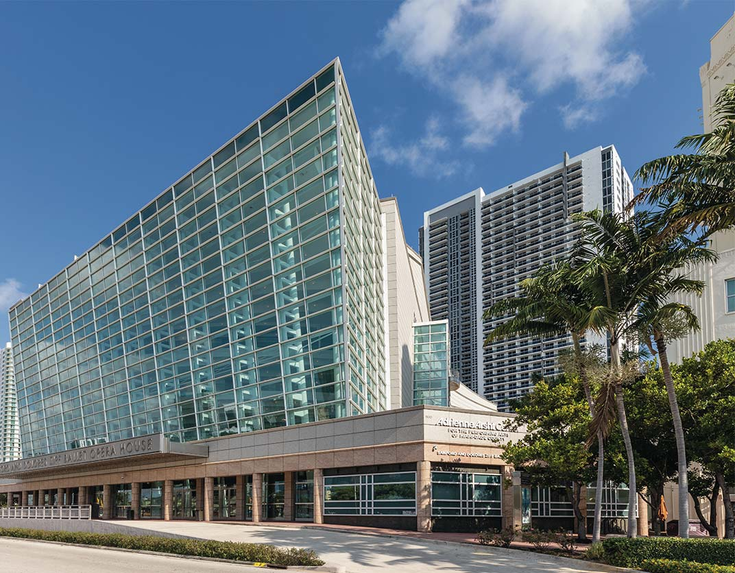 Bay Parc Apartments - Miami, FL - Adrienne Arsht Center