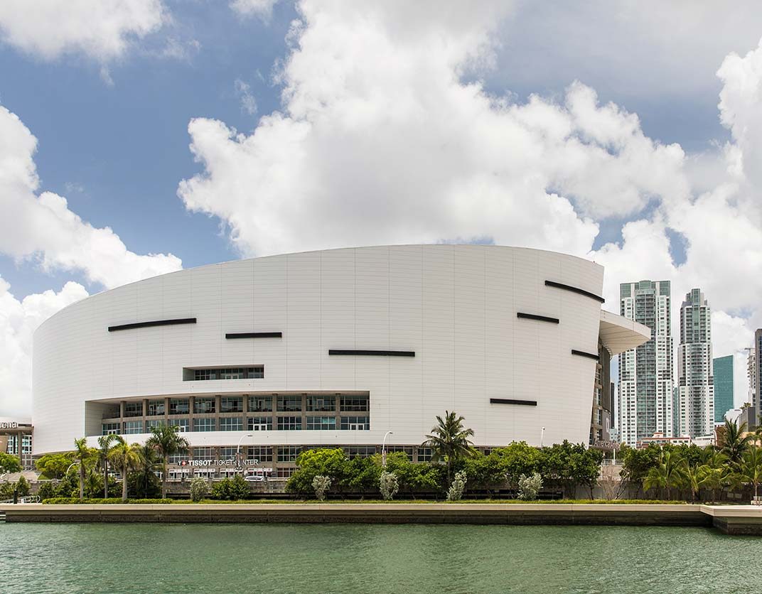 Bay Parc Apartments - Miami, FL - AmericanAirlines Arena