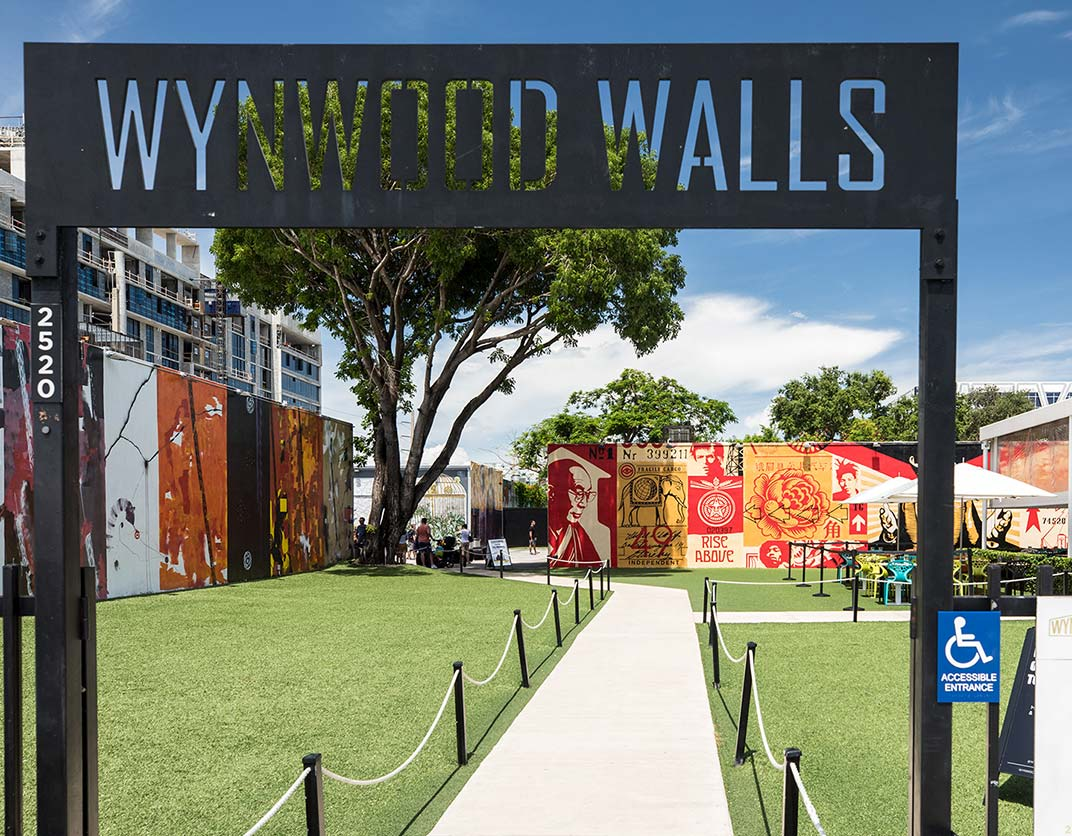 Bay Parc Apartments - Miami, FL - Wynwood Walls